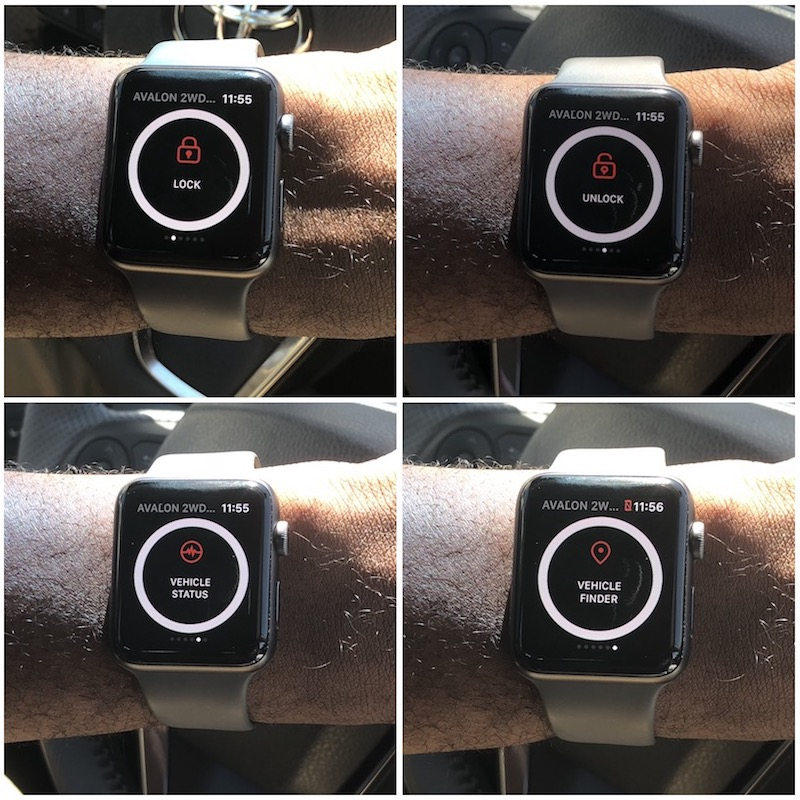 Toyota Brings CarPlay, Apple Watch Support, Qi Charging and