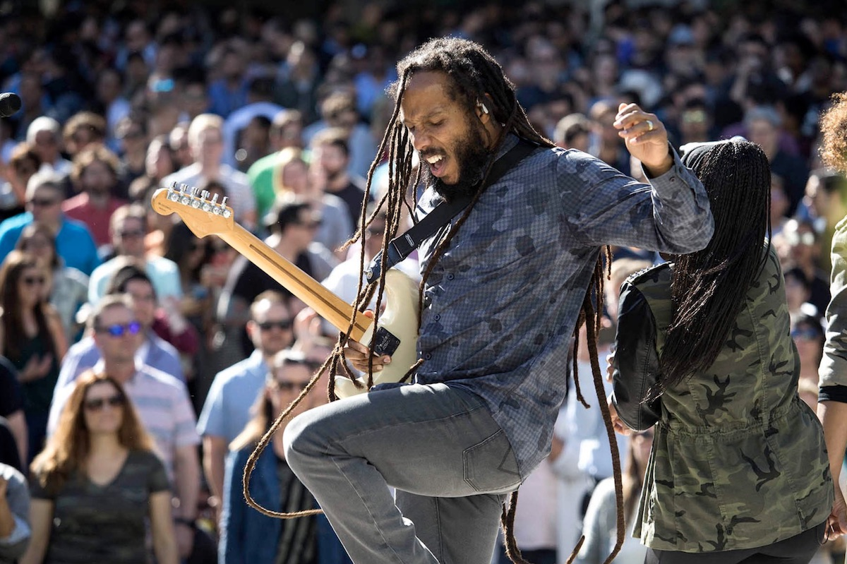 Apple Celebrates Earth Day With Ziggy Marley Concert, Apple Music Playlists, and $0.99 iTunes Movies Rentals