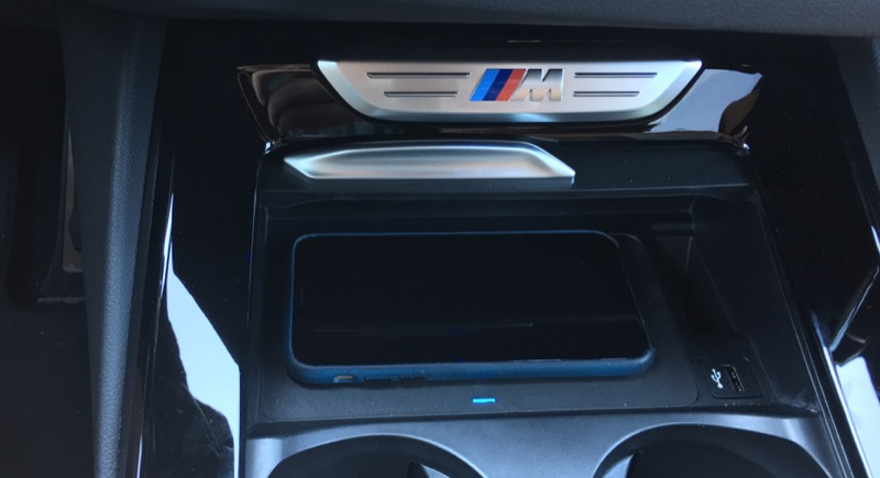 Review Bmw S Carplay And Qi Charging Support Offer A Convenient All