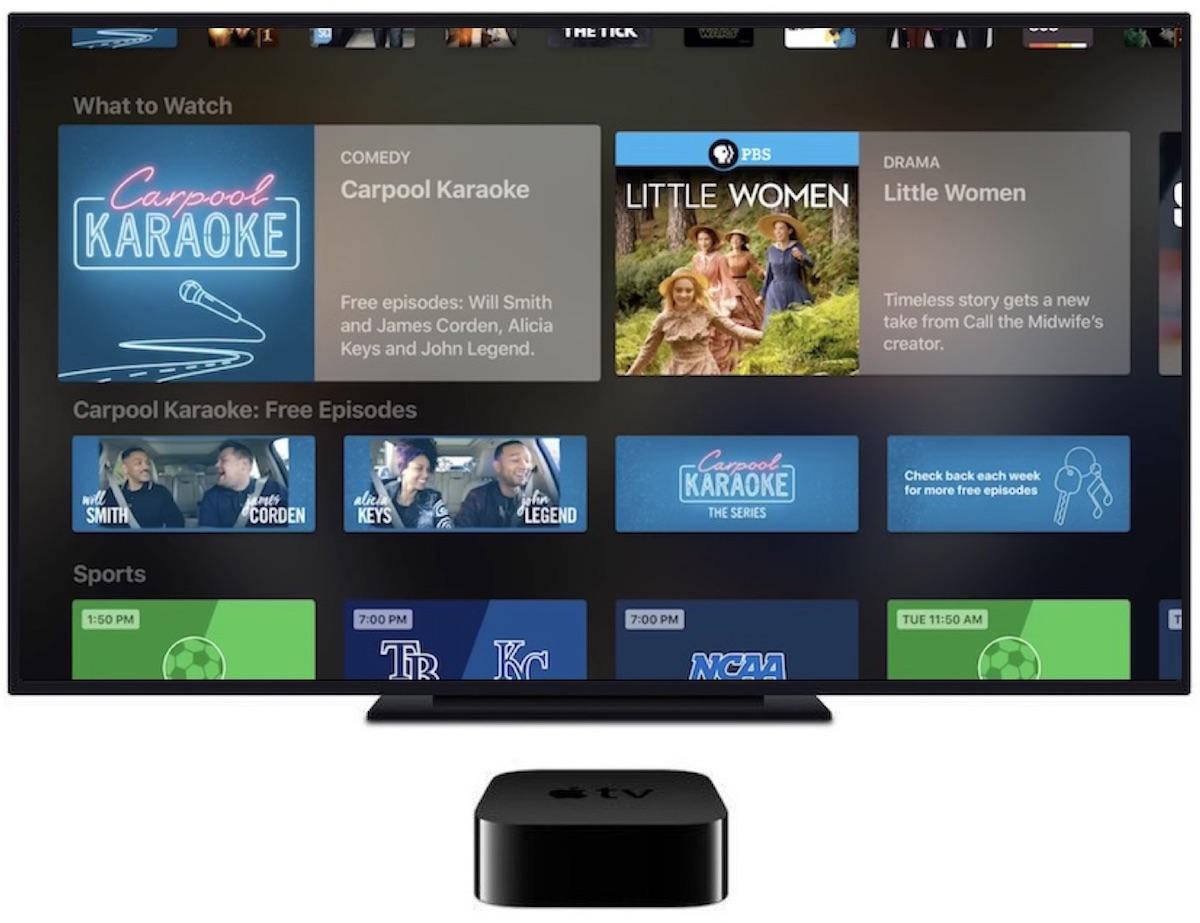 Carpool Karaoke's Distribution in Apple's TV App Suggests Roadmap