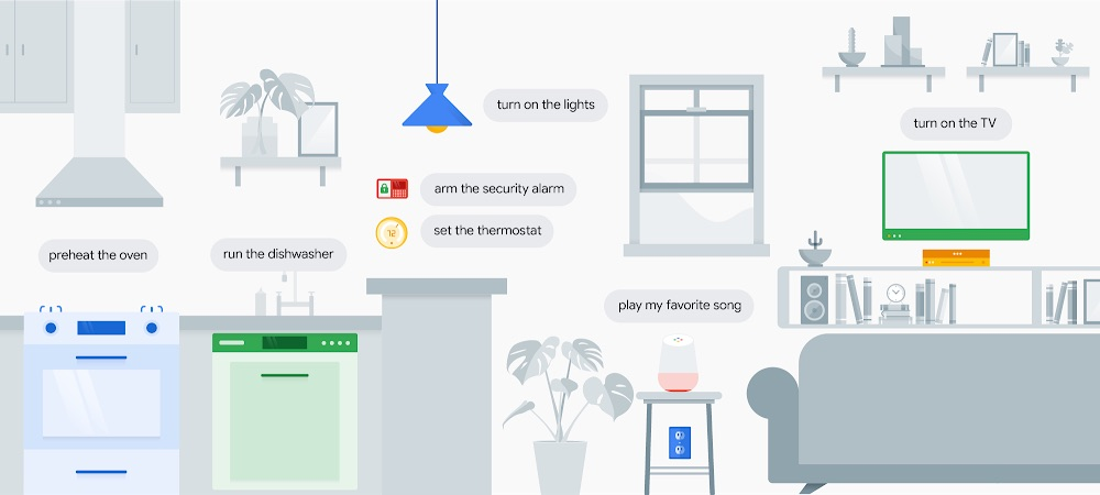 Google Says Assistant Works With Over 5,000 Smart Home