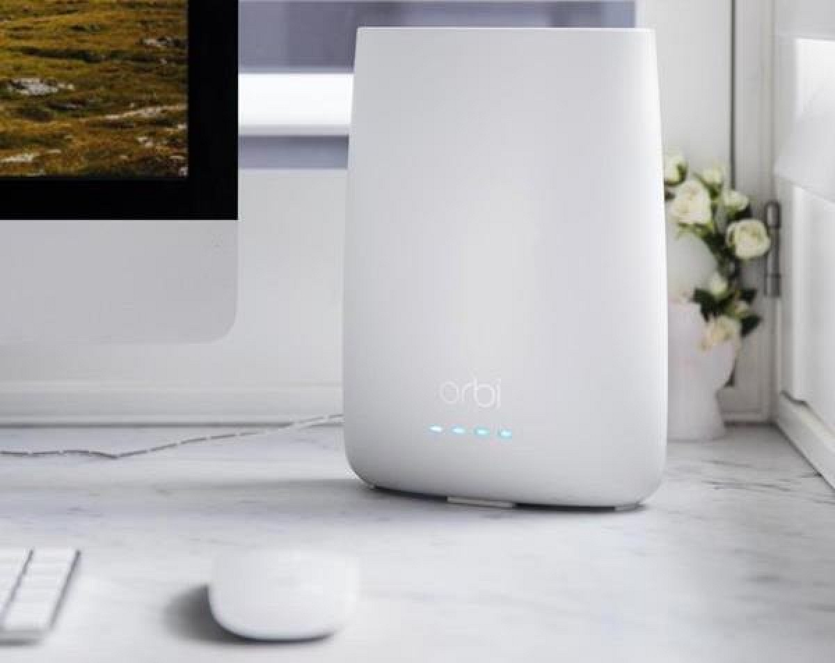 Netgear Debuts New 2-in-1 Orbi Modem Router System Starting