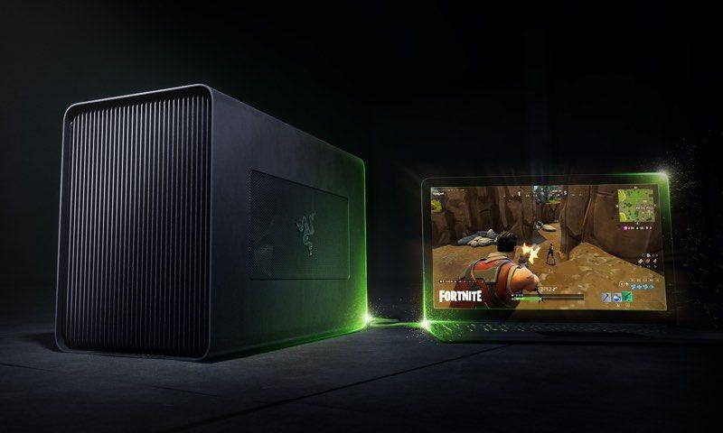 Razer Launches New Core X External Graphics Enclosure, Adds