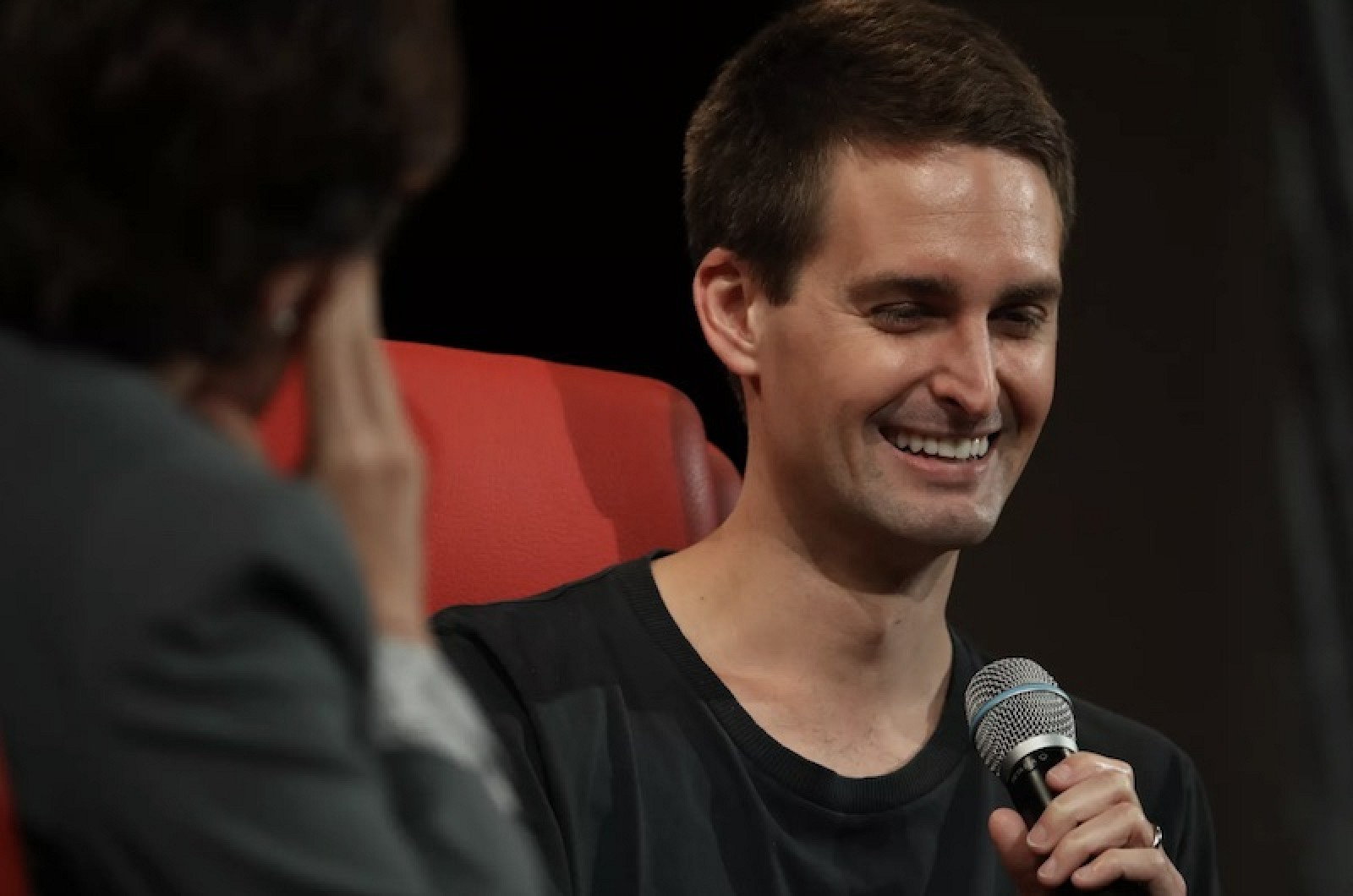 Snapchat ceo on facebook copying stories they should for Spiegel 05 2018