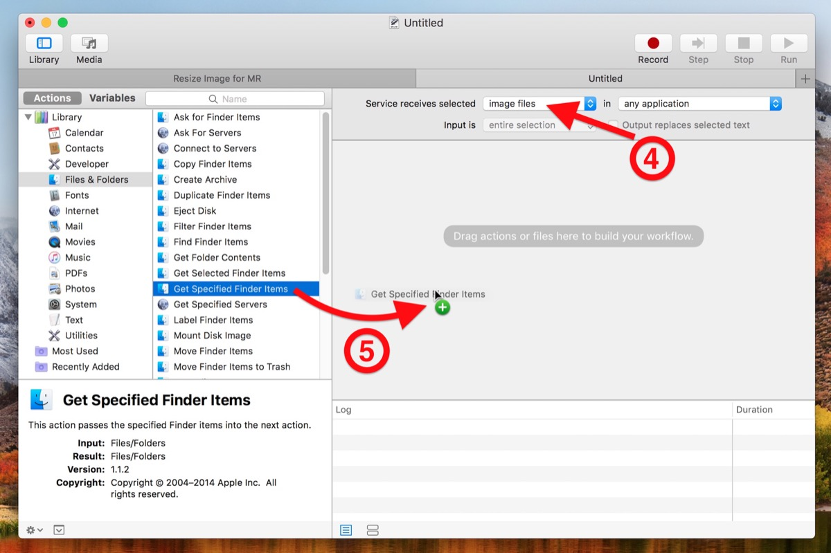How to Quickly Resize Images on Your Mac Using an Automator