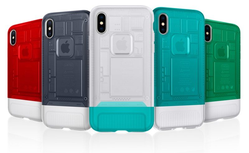 detailed look c612f 891c0 Spigen Launches New iPhone X Cases Inspired by Classic Apple Designs ...