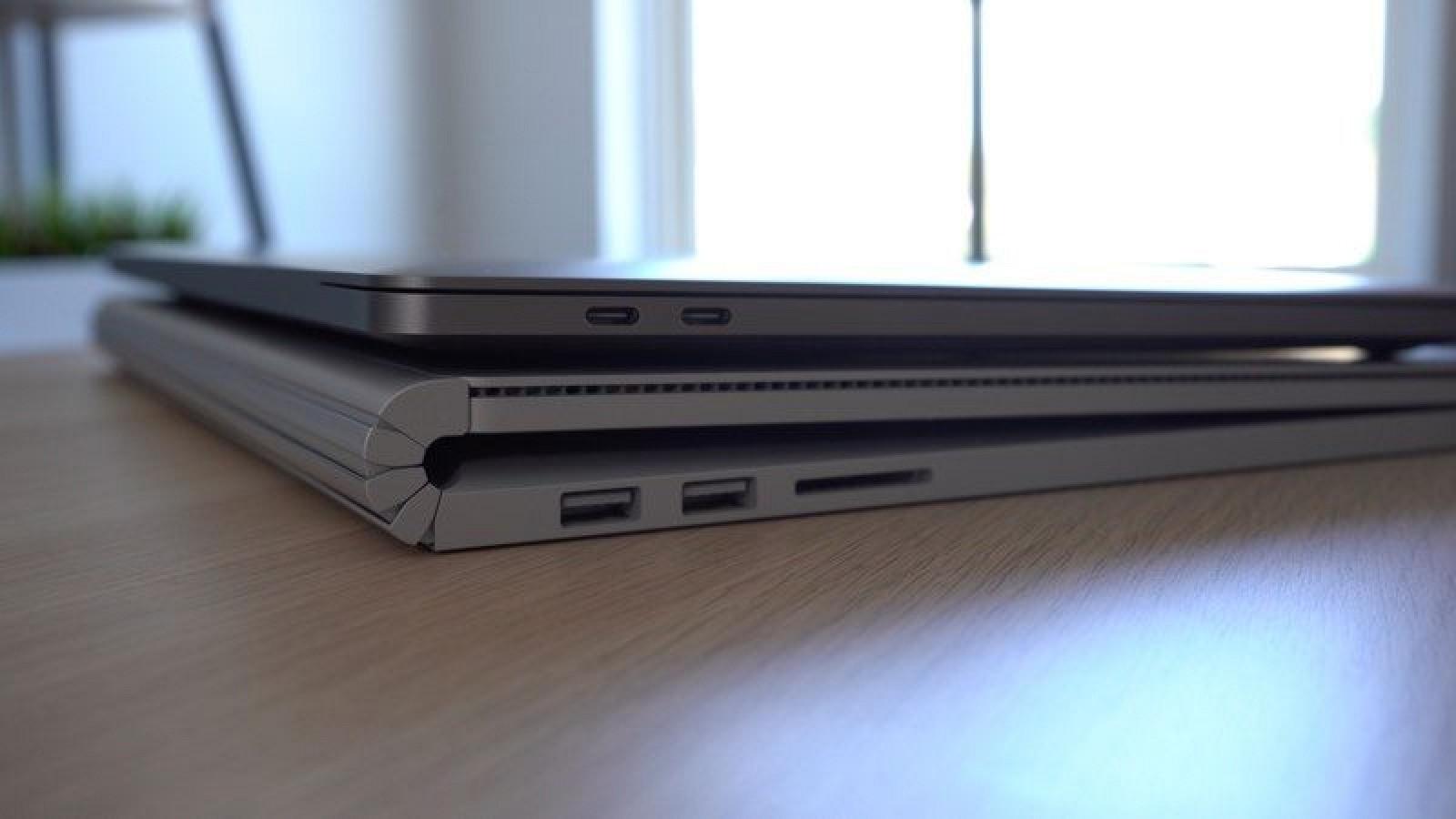 Apple's MacBook Pro vs. Microsoft's Surface Book 2 - MacRumors