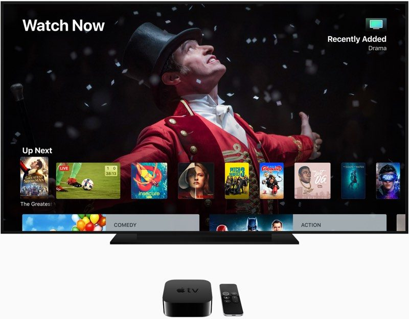 Apple Provides First Beta of tvOS 12 to Developers - MacRumors