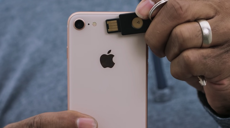 YubiKey Gains iOS SDK to Enable Secure 2FA Logins in Select Apps