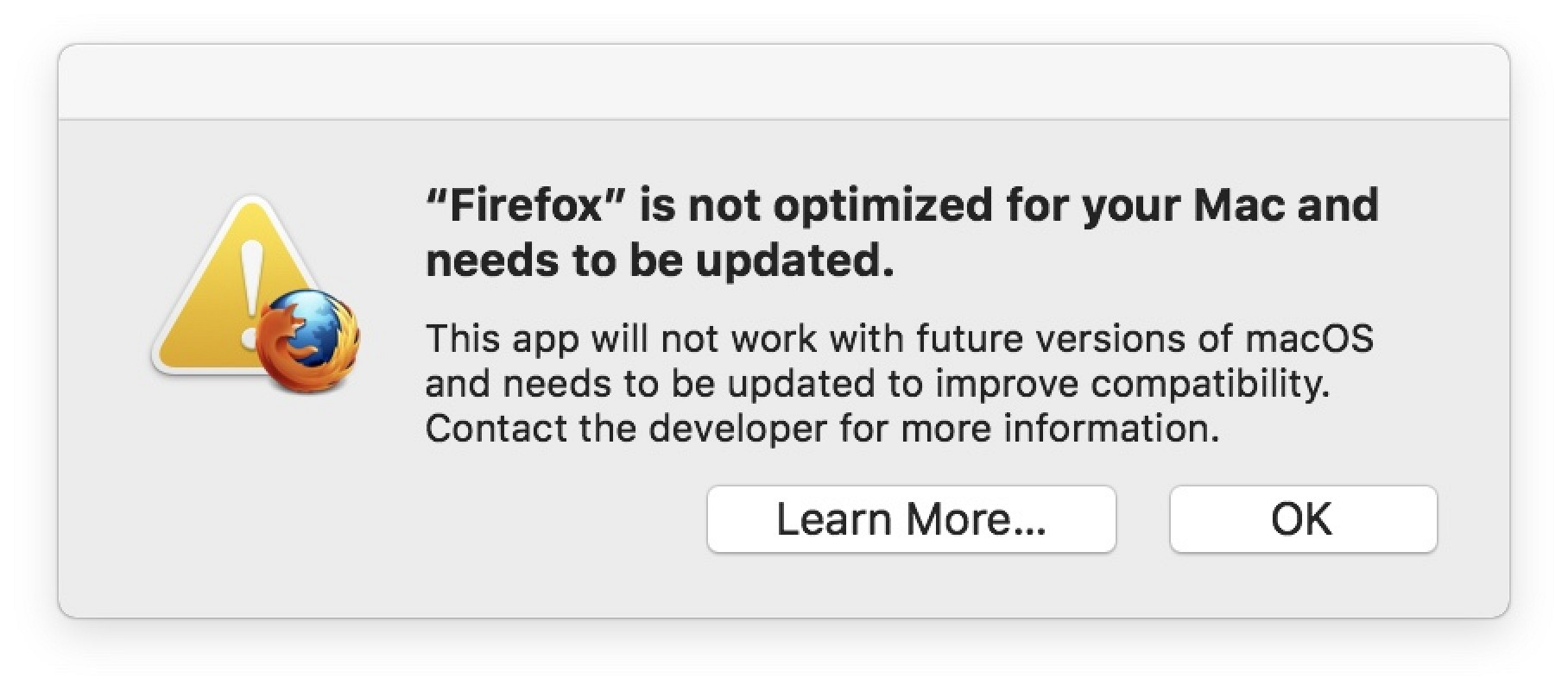 How to Learn Which Apps Will Stop Working on Your Mac When