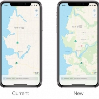 ffac653a43 Apple Maps to Be Rebuilt  From the Ground Up  With First-Party Data Over  the Next Year