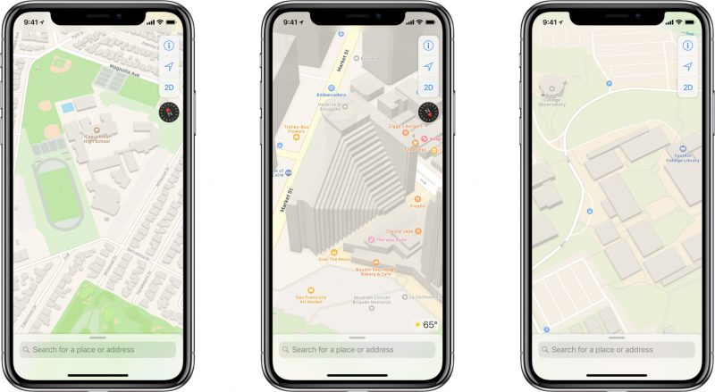 Apple Maps to Be Rebuilt 'From the Ground Up' With First