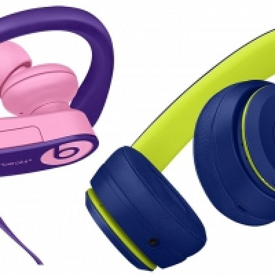 07cb44ba9bb Beats Solo3 and Powerbeats3 Wireless Headphones Get New Pop Collection of  Colors