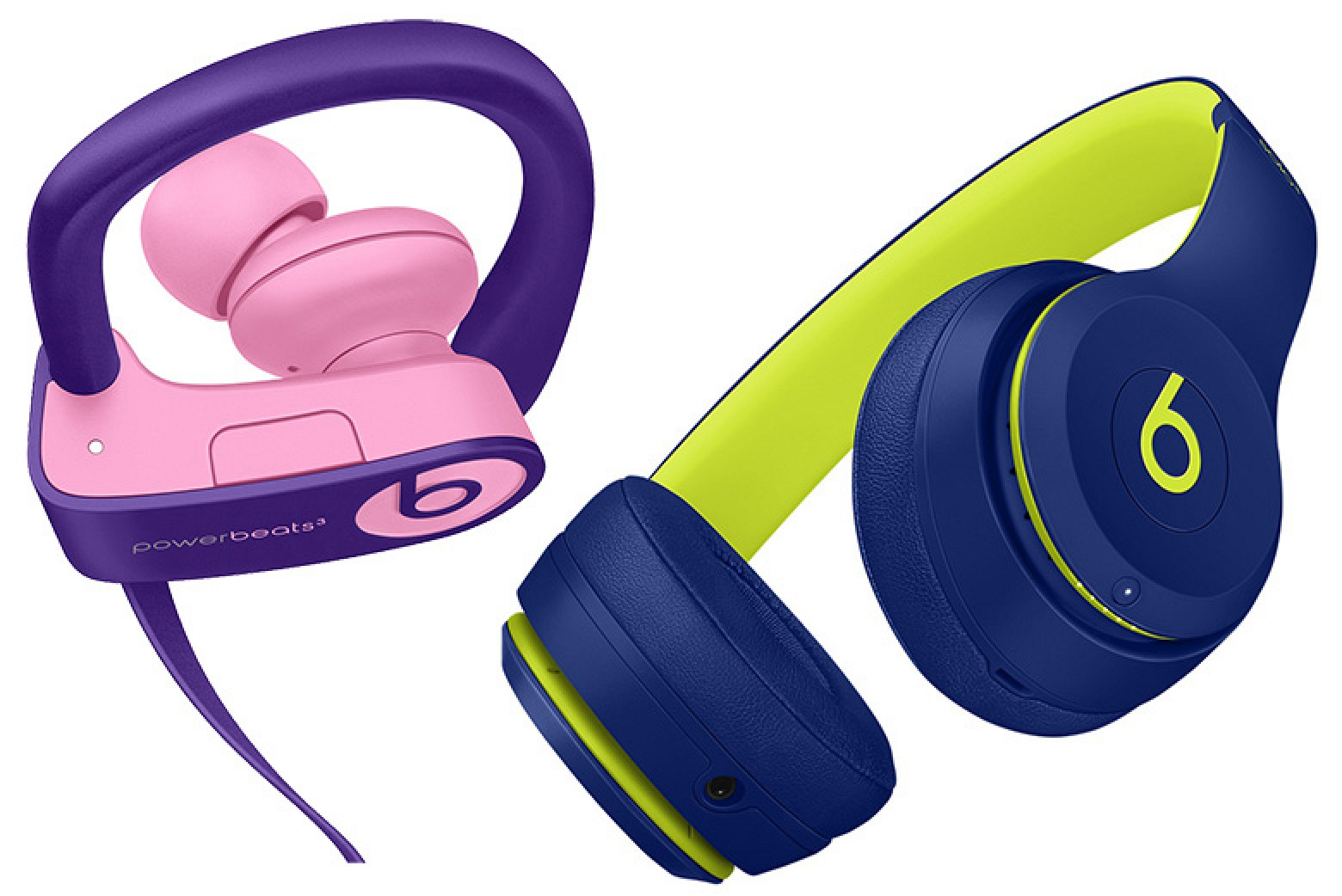 official photos b06f3 d9319 Beats Solo3 and Powerbeats3 Wireless Headphones Get New Pop Collection of  Colors