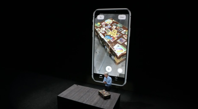 Apple Creates 'Measure', an Augmented-Reality Measuring Tape