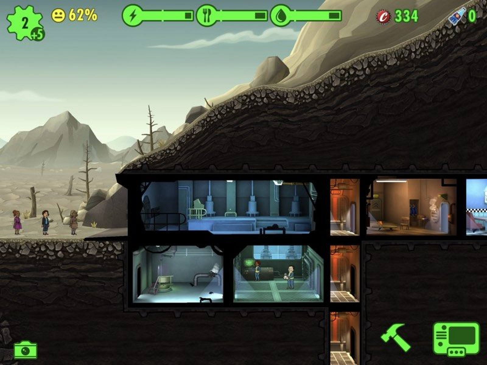 Bethesda Sues Warner Bros To Copy Fallout Shelter With New Westworld