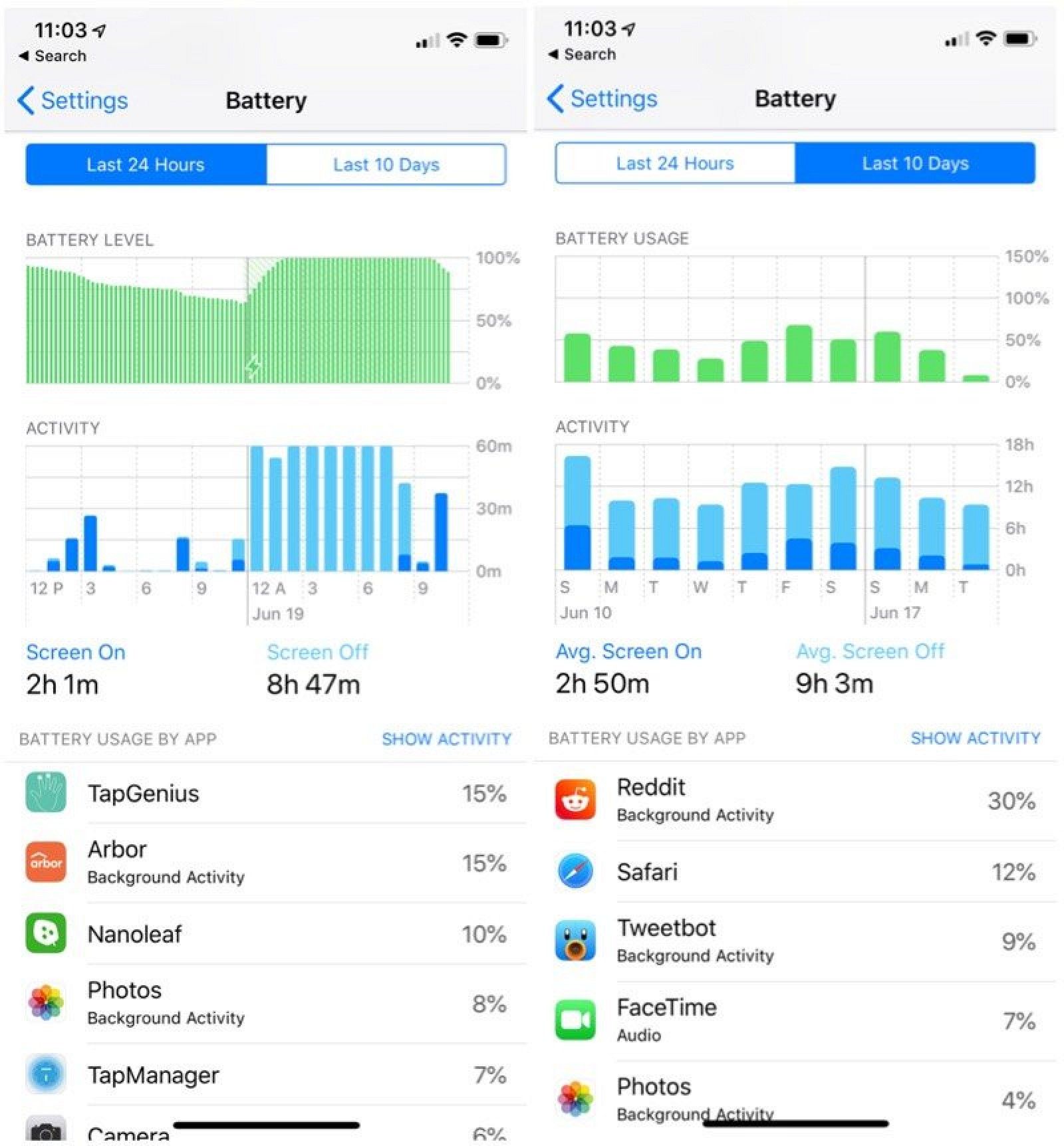 photo image What's New in iOS 12 Beta 2: Screen Time Updates, Battery Usage Tweaks and More