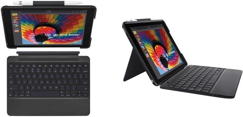 Logitech Updates Slim Combo and Slim Folio Keyboards With