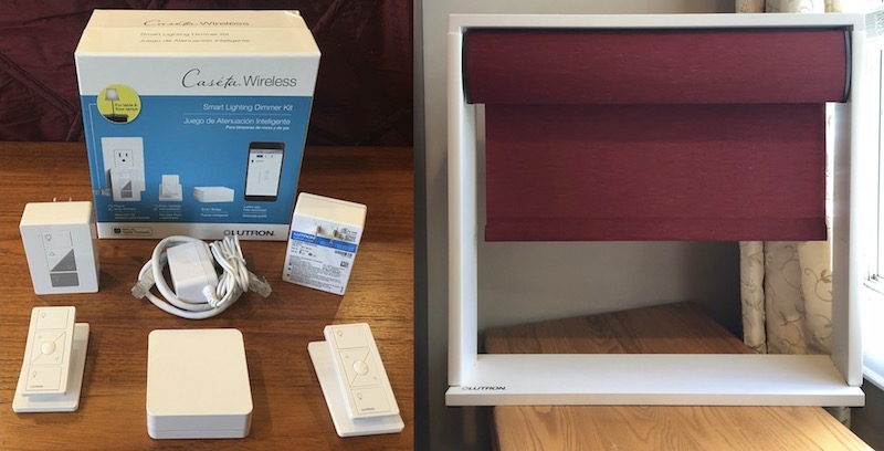 Review: Lutron's Caséta Lamp Dimmers and Serena Shades Bring HomeKit