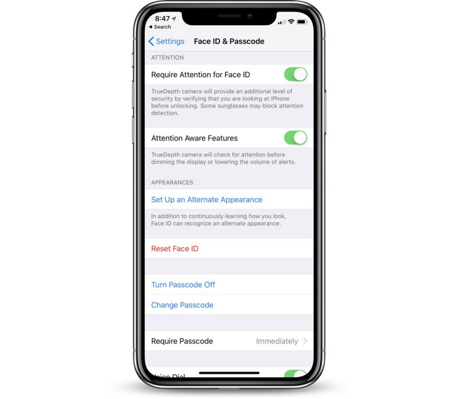multiple apple ids on iphone ios 12 allows for id users on a single 1700