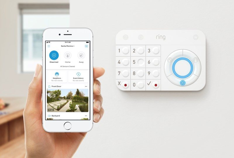 Ring S New 199 Ring Alarm Security System Now Available