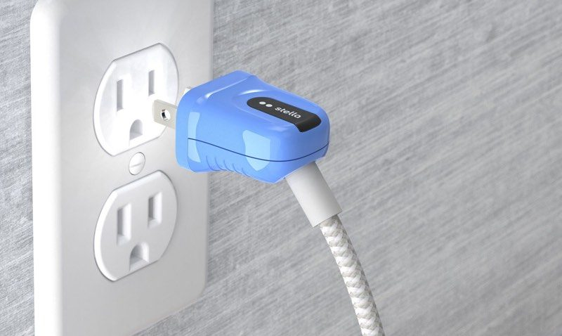 Ten One Design's 'Stella' MacBook Power Cord Uses Light to Guide You