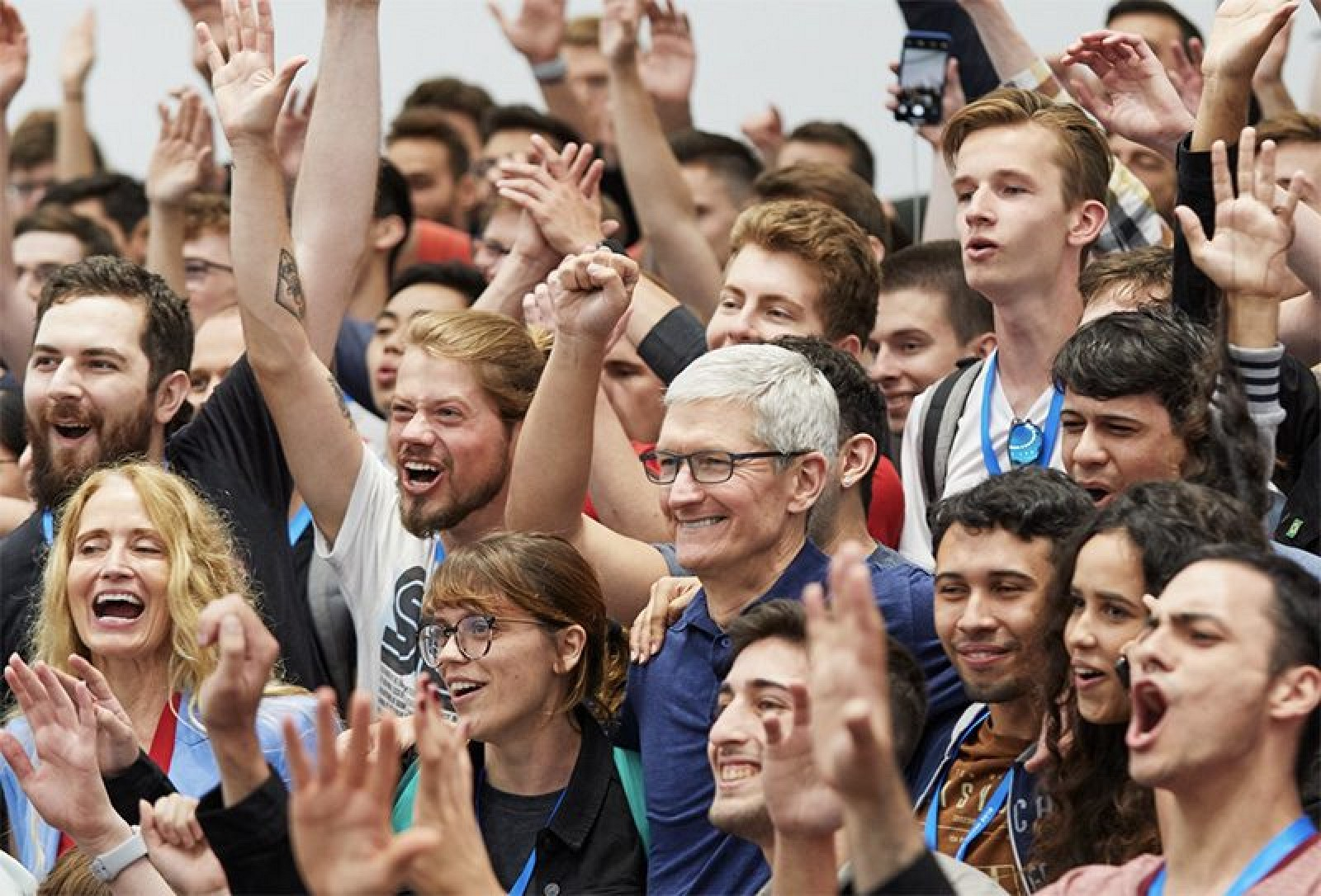 photo image A Week in the Life of WWDC 2018 Scholarship Winners