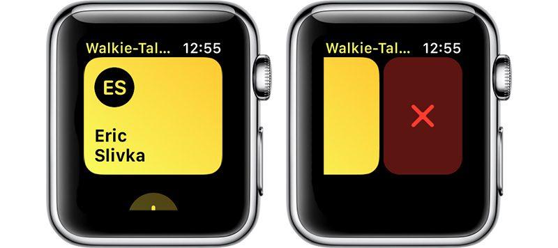 How To Use Walkie Talkie In Watchos 5 Mac Rumors
