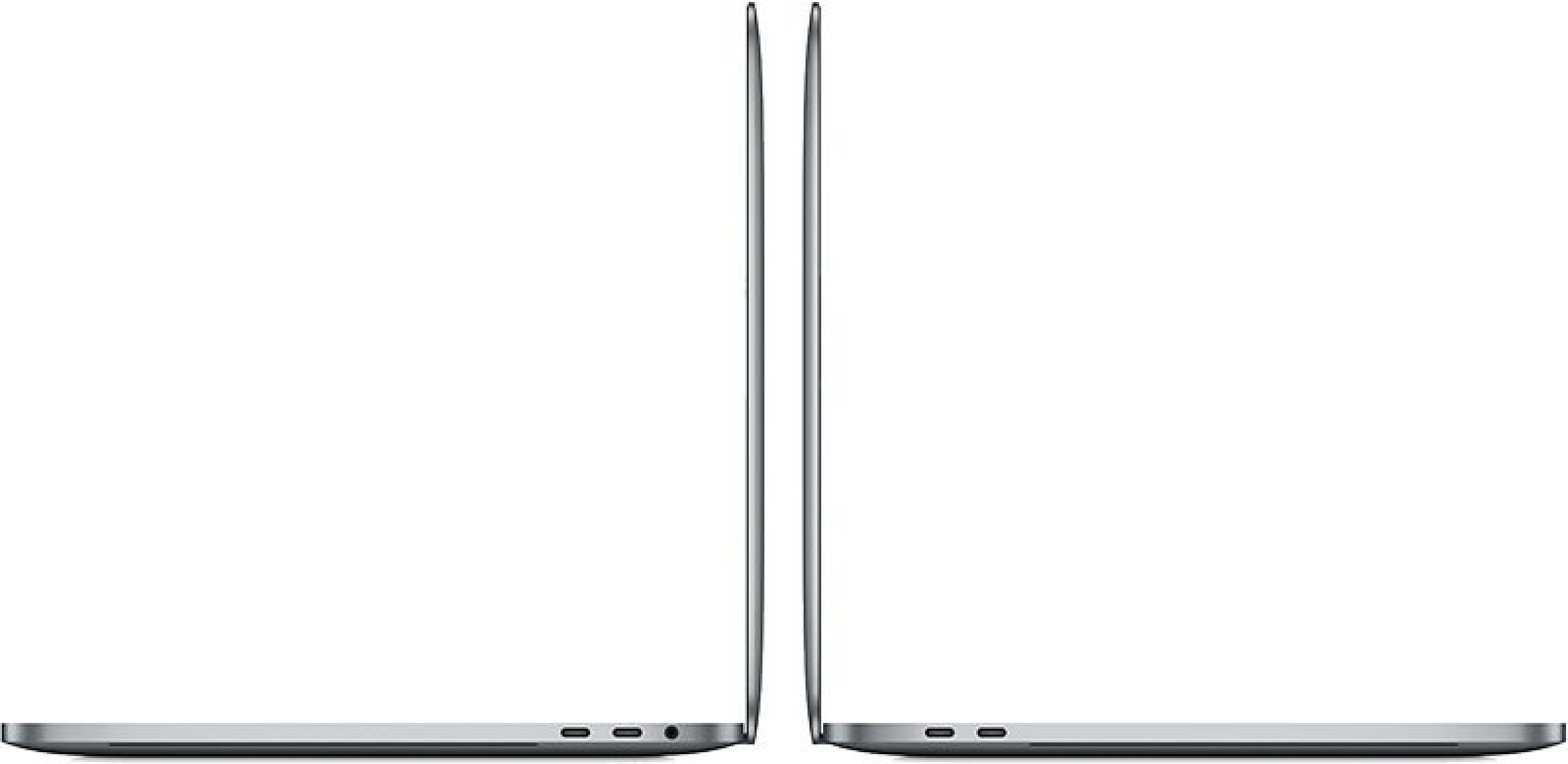 2018 13-Inch MacBook Pro with Touch Bar has Four Full-Speed Thunderbolt 3 Ports