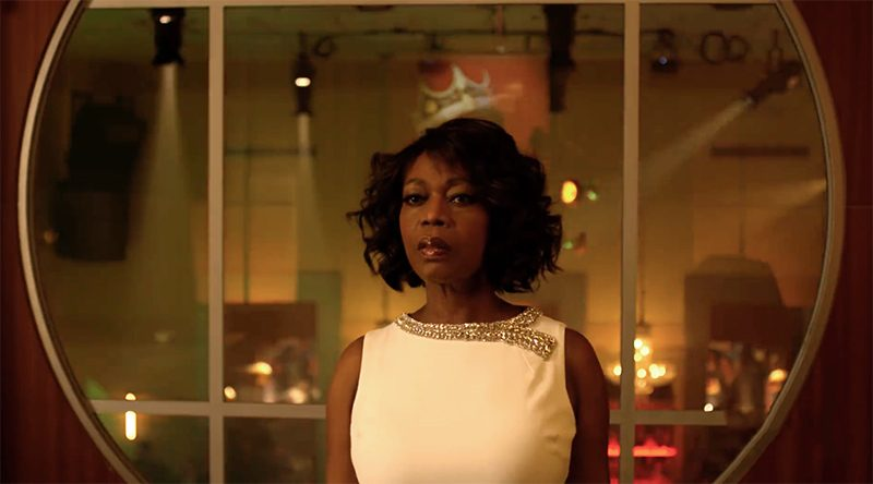 Alfre Woodard Joins Cast of Apple's Upcoming Futuristic Drama Series