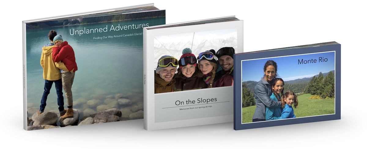 Apple Discontinuing Physical Photo Books Printing Service