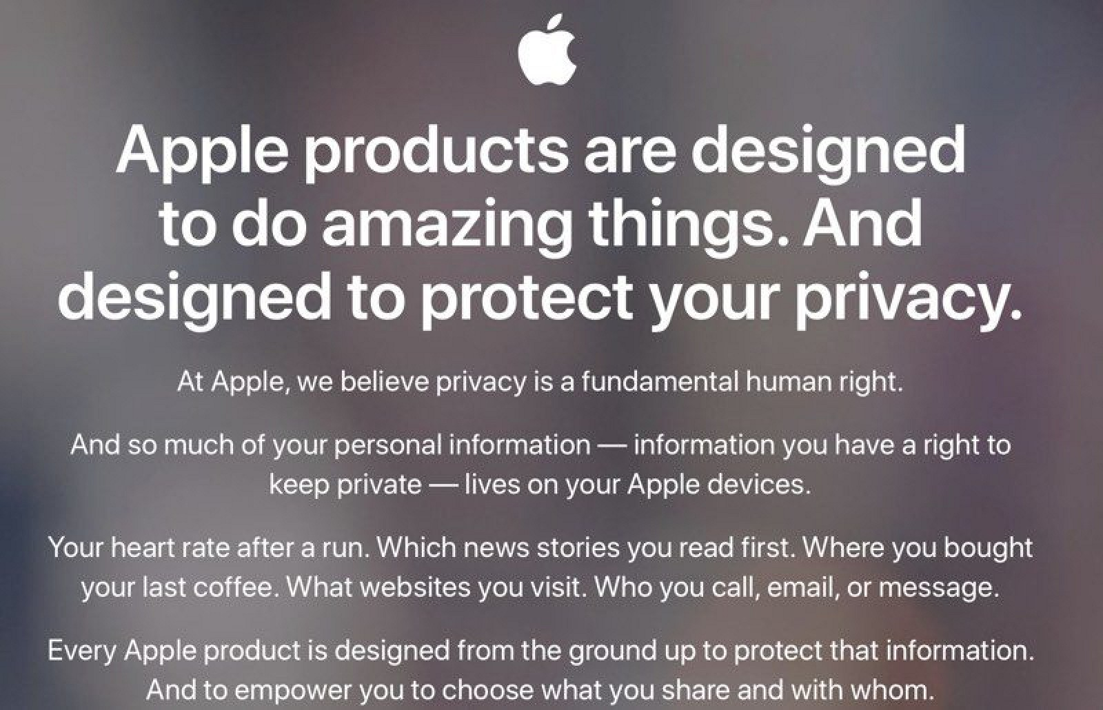 photo image Lawmakers Question Apple and Google on Personal Data Collection Policies