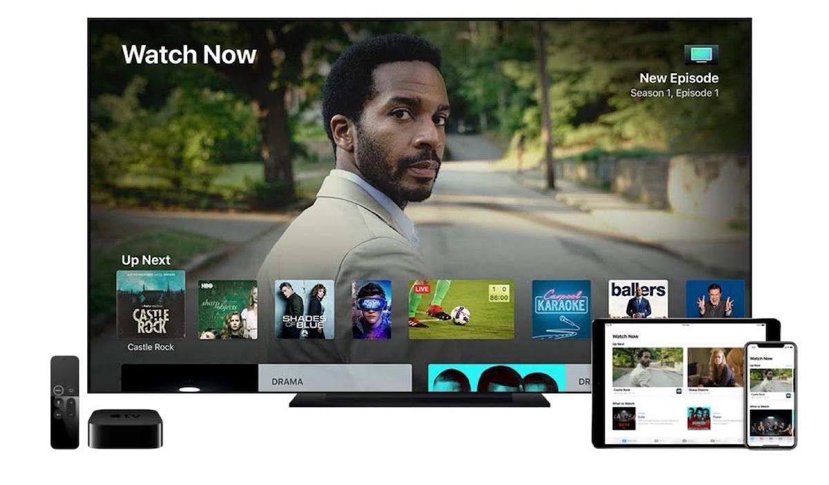 Apple Offering Pilot of Hulu's 'Castle Rock' Stephen King Series for