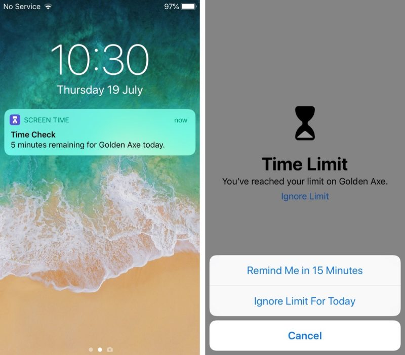How to Use App Limits and Downtime in iOS 12 - MacRumors