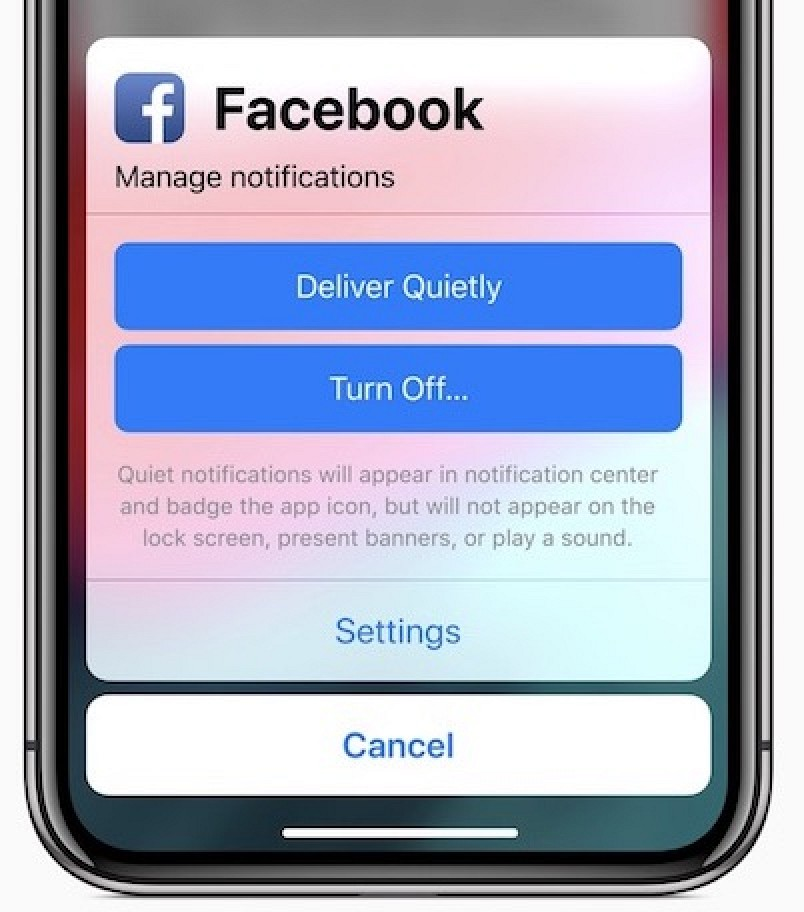 How to Use Instant Tuning in iOS 12 and Change Notification
