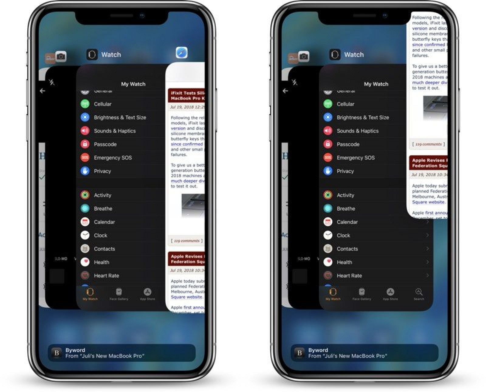 close apps on iphone how to apps on iphone x xr xs and xs max in ios 13834