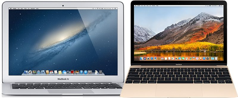 Apple S Rumored Macbook Air Successor Said To Use Intel S Kaby Lake
