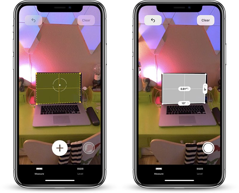 How to Use the New Augmented Reality Measure App in iOS 12