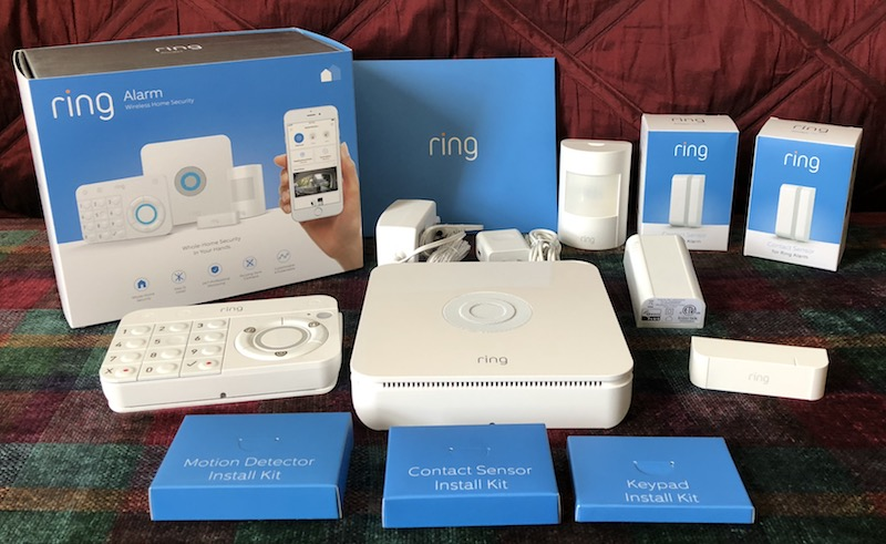 Review: Ring Alarm is a $199 Do-It-Yourself Home Security
