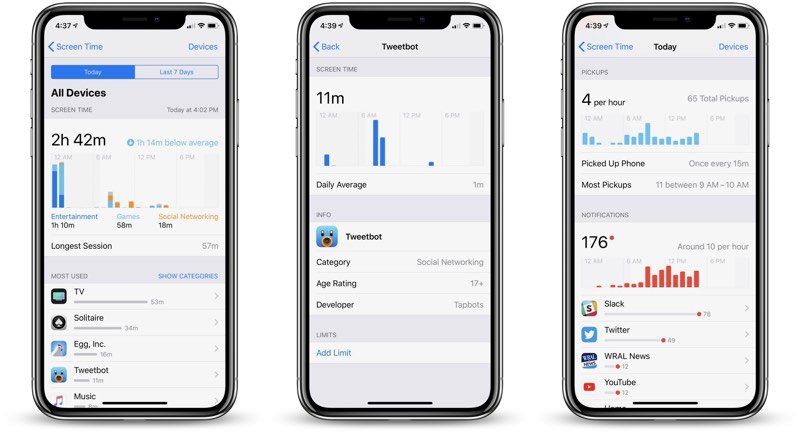 How to Use Screen Time in iOS 12 - MacRumors