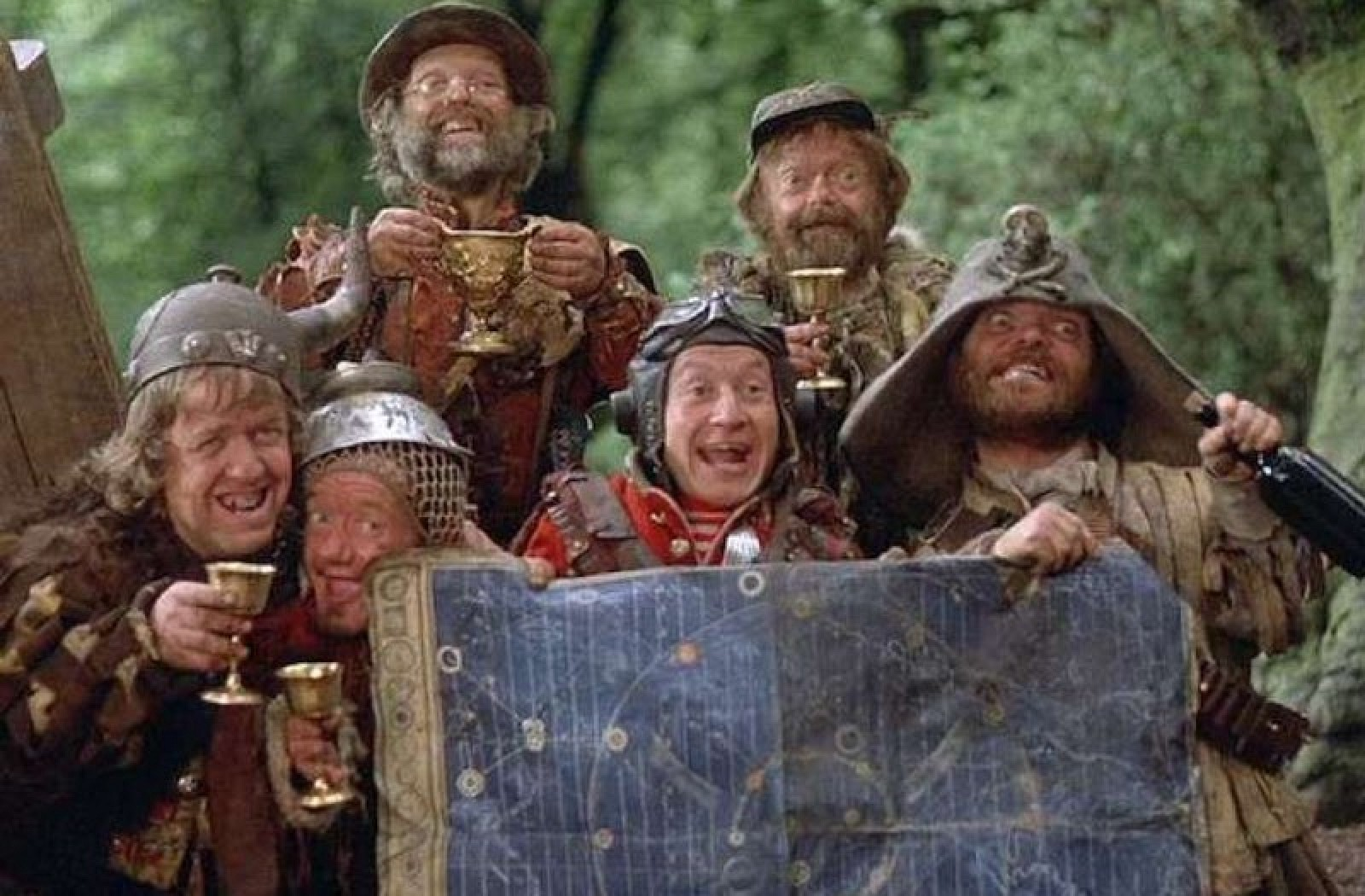 Apple's Upcoming 'Time Bandits' Series to Be Directed by Taika Waititi