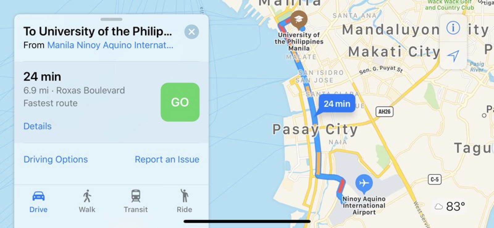 Apple Maps Traffic Info Expands to Six New Countries - MacRumors on