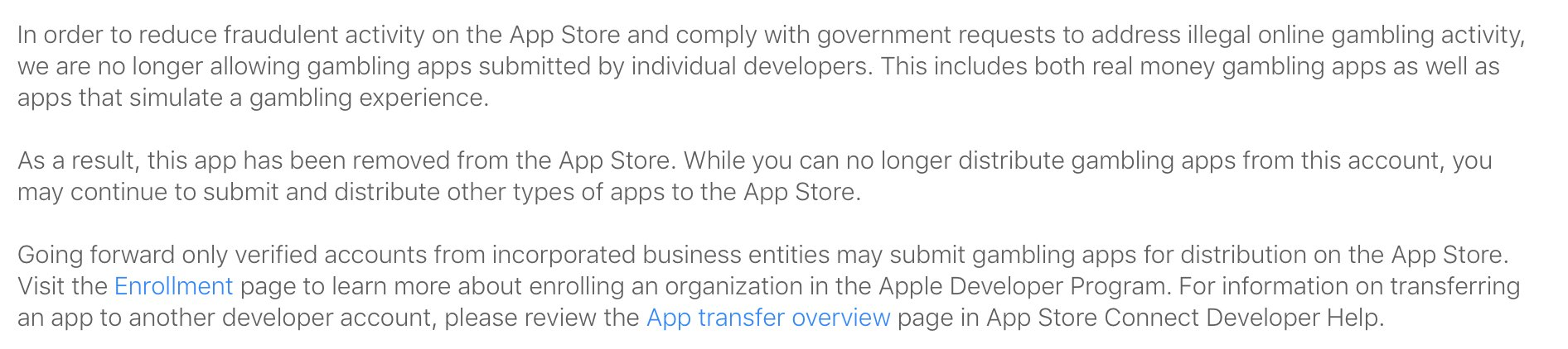 Numerous Apps Caught up in Apple's New App Store Review Policy to