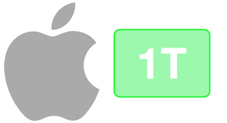 Apple Is Officially A Trillion Dollar Company As Shares Cross 207