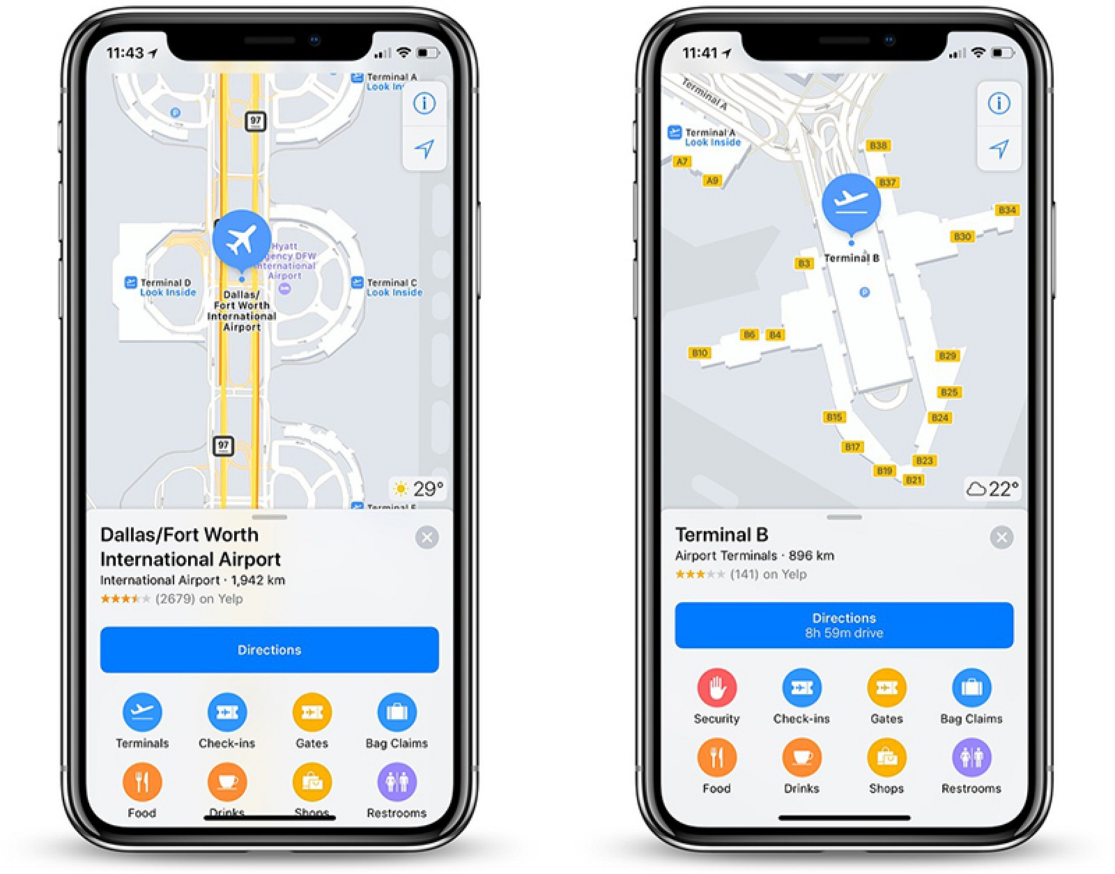 7baf6bba27 Apple Maps Now Features Indoor Maps of Boston Logan