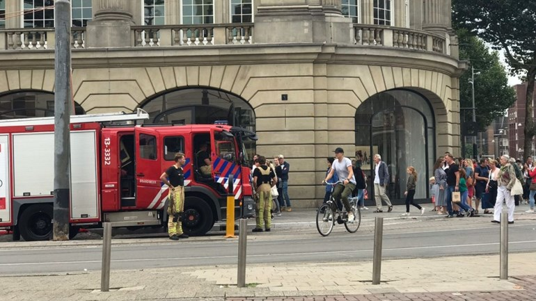 Apple Store in Amsterdam Evacuated, Likely After iPad