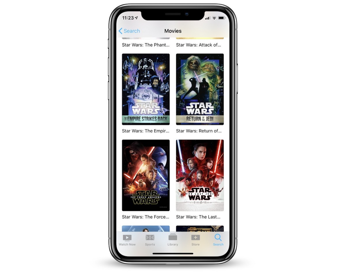 Disney Facing U0027Resistanceu0027 From Turner In Effort To Get TV Rights Of U0027Star  Warsu0027 Films For Streaming Service   Mac Rumors
