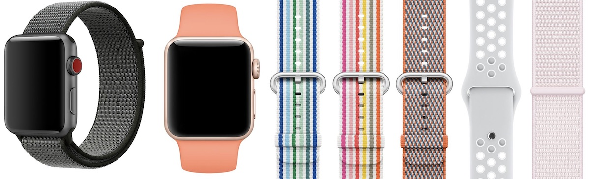 79d481cad173 Apple Removes 14 Apple Watch Bands From Website