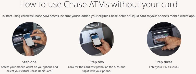 Apple Pay Now Available at Nearly 16,000 Cardless Chase ATMs