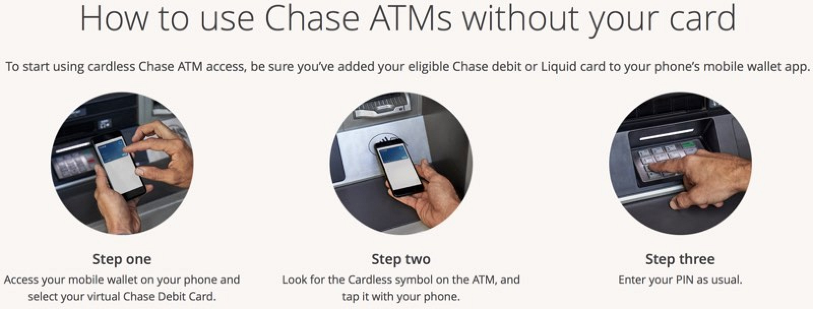 Apple Pay Now Available at Nearly 16,000 Cardless Chase ATMs - MacRumors